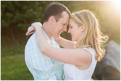 Sweet Whitewater Center Engagement Session | Samantha Laffoon Photography