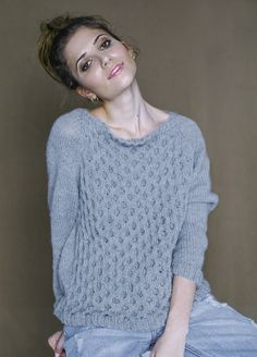 Ocular Sweater | We Are Knitters