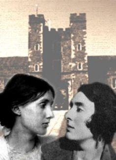 Vita Sackville West and Virginia Woolfe - Writers