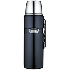 2 L 40$ Vacuum Insulated Beverage Bottle 2 L - Blue | Shop Thermos