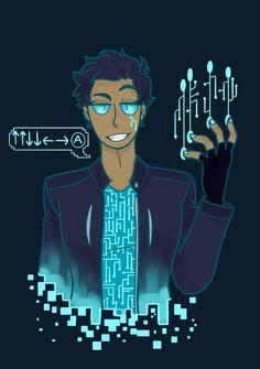 """bloodypoptart: """" S Q U I (D) Super Quantum Unit Intel Douchebag """""""