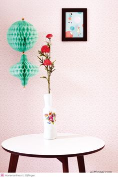 Eijffinger + RICE = Happy Walls #behang #wallpaper #interieur #interieur