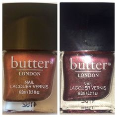 Butter London Baroness from the Steampunk Ball Collection.  Click to see swatches