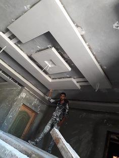 Faux Plafond Platre, Faux Plafond Salon, Plafond Moderne, Plafond Staff,  Plafond Design