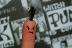Finger Art, punk