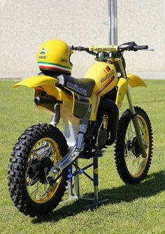Ancillotti motocrosser