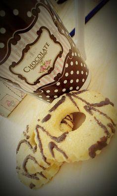 #coffee #cookies #chocolate #sweet #yummy
