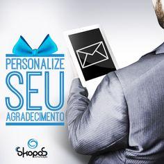 Nesse final de ano, reforce o agradecimento pela confiança que seus clientes depositam em você através de um e-mail marketing personalizado. Nós podemos te ajudar nisso, conheça os nossos serviços!