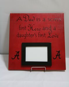 Custom order with the Alabama A on it.