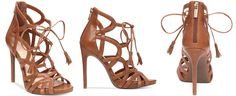 Jessica Simpson Racine Lace-Up High-Heel Gladiator Sandals - Sandals - Shoes - Macy's