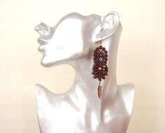 Gold and Brown - 11 by Jana on Etsy