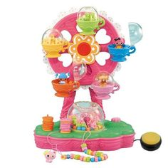 Lalaloopsy Tinies Jewelry Maker Bead Stringing Switch Adapted Toy