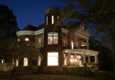 1890 Williams House Inn: Hot Springs, Arkansas