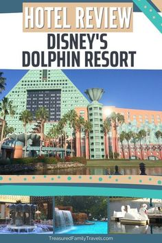Looking for the best Disney hotels in Orlando, Florida? The Dolphin and Swan Resorts are located on Disney property, but are not actually Disney resorts. That means lower prices! These resorts… More