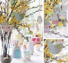Gisela Graham Pastel Easter