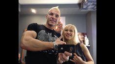 Открытие салона красоты! Супер парикмахер! Как я стал блондином!