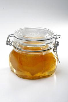 Compota de limão Chutney, Preserves, Food Inspiration, Sweet Recipes, Jelly, Mason Jars, Spices, Food And Drink, Sweets