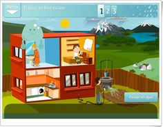 """""""El agua, un bien escaso"""" (Aplicación interactiva de Ciencias Sociales de Primaria) Family Guy, Socialism, Science Area, Water Cycle, Interactive Activities, Teaching Resources, Social Science, Griffins"""