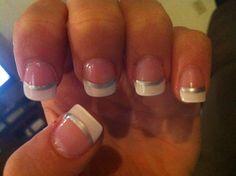Homecoming nails :)