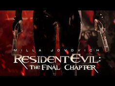 RESIDENT EVIL: THE FINAL CHAPTER - Official Trailer (HD)  2017 ||TOP MOV...