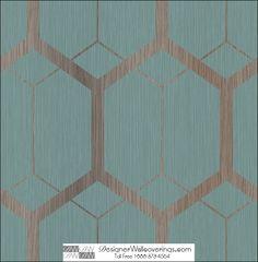 M Modern Marvel Large Scale Geometric Wall Paper [MOD-36953] : Designer Wallcoverings™