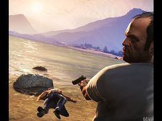 GTA 5 FUNNY KILL COMPILATION #gta5 #funny #kill #trevor#guns