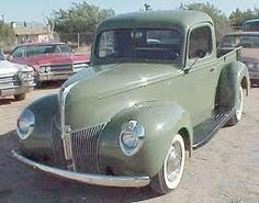 1940 ford truck - Google Search