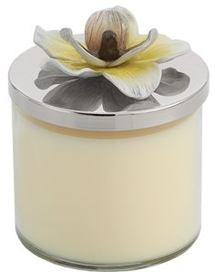 magnolia scented candle by micheal aram #PDFallGiveaway