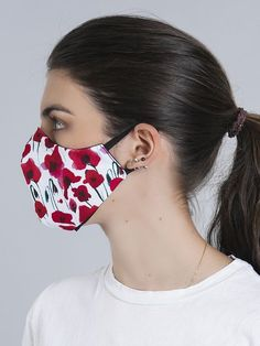 It's important to stay protected so we asked skin care experts for the best sunscreen and mask practices. Here's what they had to say. Best Sunscreens, Easy Face Masks, Mouth Mask, Fashion Face Mask, Red Flowers, Deodorant, Fitness Fashion, How To Apply, Sun Care
