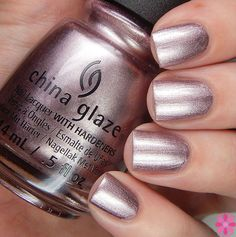 China Glaze Spring 2016 House of Colour Collection; Chrome Is Where The Heart Is