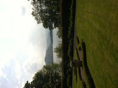 The view over Ullswater from the garden at Sharrow Bay