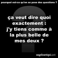 ...qu'entendez-vous par là ? …