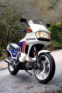1983 Honda CX650 Turbo - Classic Honda Motorcycles - Motorcycle Classics