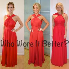 Orlando Fashion Friday: We want to know, Who Wore It Better?