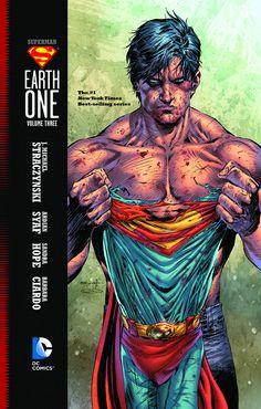 Superman Earth One Vol 03 TP