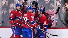 Paul Byron scores game-winner with seconds left during P. Subban's return to Montreal Montreal Canadiens, Scores, Nhl, Hockey, Feels, March, Game, Venison, Games