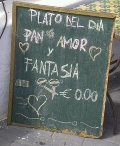 Cartel de Restaurante La Posada en Conil