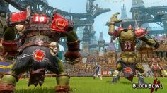 Blood Bowl 2 Introduces Orcs and High Elves