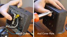 The Anywhere Outlet : 7 Steps (with Pictures) - Instructables Electrical Wiring Outlets, Best Desk Lamp, Small Apartments, Pictures, Robot, Diy, Photos, Bricolage, Tiny Apartments