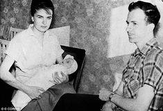 *LEE HARVEY OSWALD ~ his wife Marina, and his daughter June Lee, when they lived in Minsk in the USSR, shortly before they moved to the U.S.