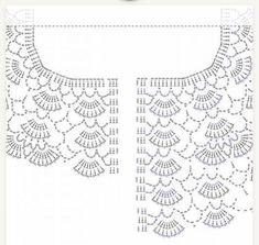Crochet Vest Pattern Knit Crochet Crochet Patterns Crochet Baby Booties Baby Girl Crochet Crochet For Kids Baby Knitting Hand Embroidery Baby Dress Image gallery – Page 377528381262495945 – Artofit Col Crochet, Gilet Crochet, Crochet Vest Pattern, Crochet Diagram, Crochet Stitches, Free Crochet, Knitting Patterns, Crochet Patterns, Crochet Ideas