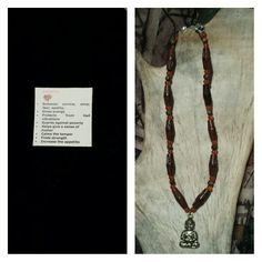Carnelian Carnelian, Crystal Healing, Necklaces, Crystals, Hair Styles, Beauty, Hair Plait Styles, Chain, Hairdos
