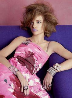 Daily Cristina | Inspiration | Make up | Trend | Tendências | Maquilhagem |
