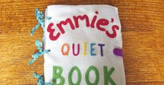 © shoutingforha Today I would like to share another version of my felt Quiet Book . This one was made for an adorable little girl name...