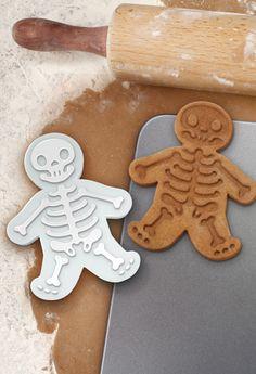 Fred & Friends Gingerdead Men Cookie Cutters