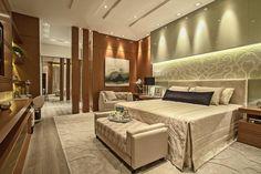 Confira diferentes estilos de quartos de casal e fique cheia de ideias para decorar o seu cantinho