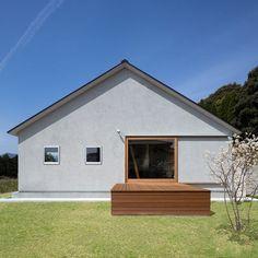 Small House Design, Dream Home Design, Minimalist Architecture, Interior Architecture, Facade House, Modern Buildings, Architect Design, House Rooms, Exterior Design