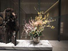 Ikebana, Flower Arrangements, Abstract Art, Vase, Sculpture, Garden, Projects, Crafts, Inspiration
