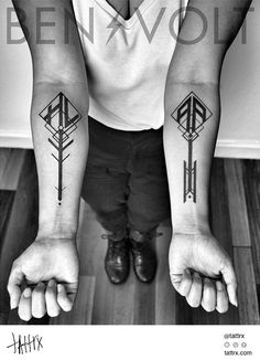 ben volt tattoo - Поиск в Google