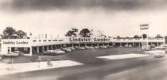 1959 – Lindsley Lumber, (not at NW 27th Avenue and 179th Street, Carol City – sorry for mistake) - Amazing Midcentury Photographs of Miami  Page 2 of 2  Best of Web Shrine